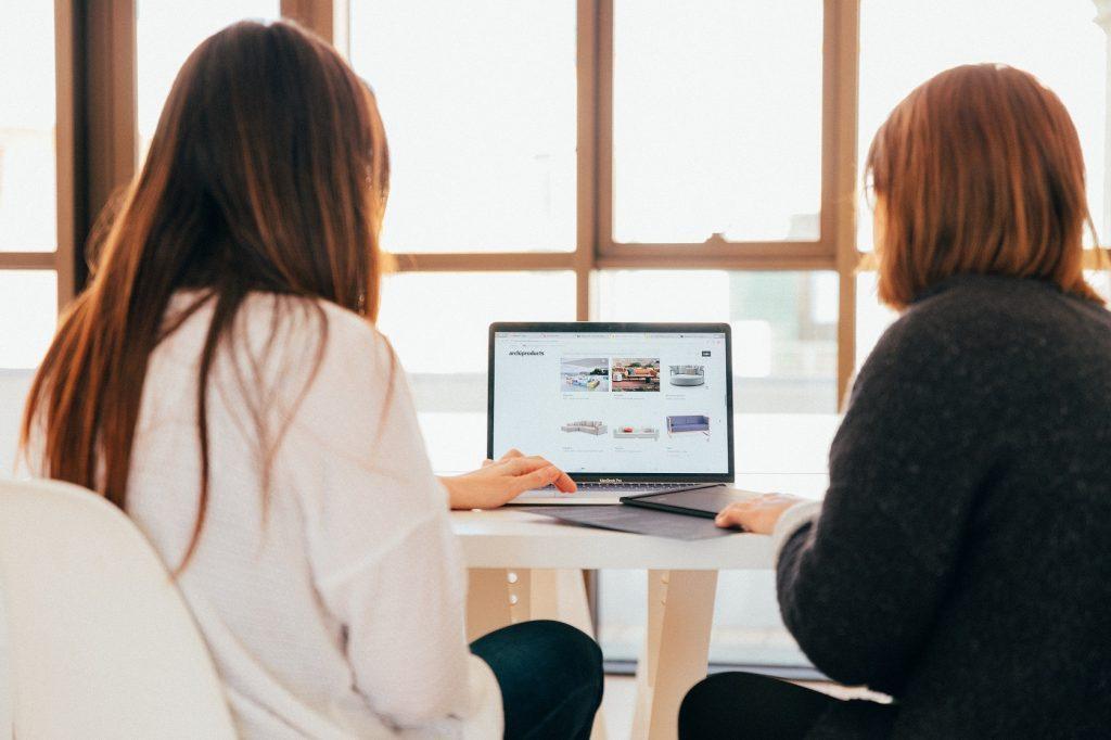 Tipos de e-commerce para mulheres